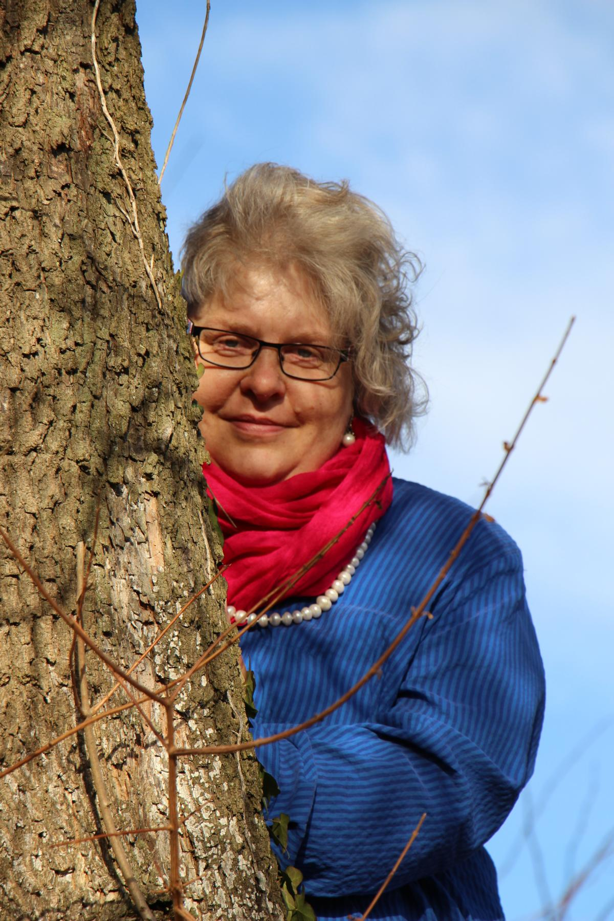 Anita Burkhalter Portrait