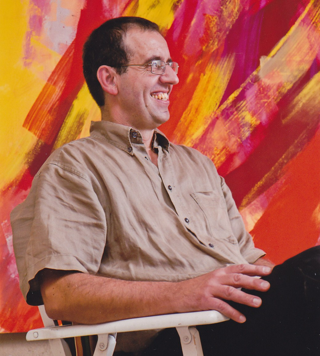 Gerald Dufey W Portrait