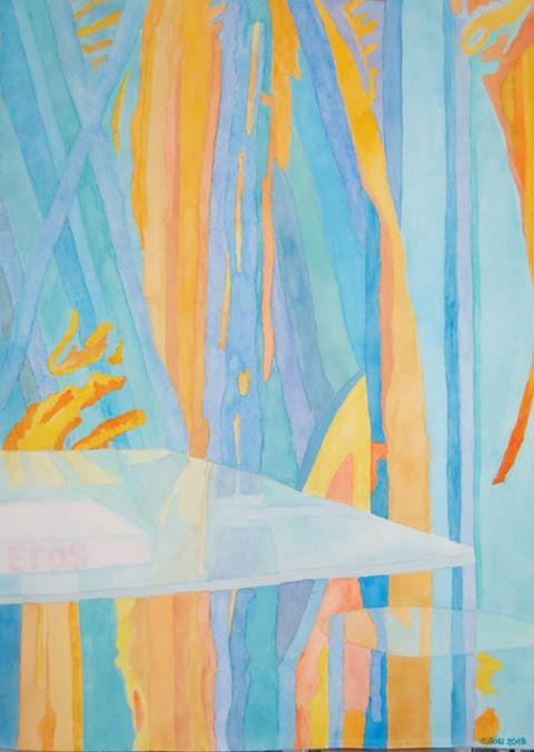 Ilaria Syrin Painting