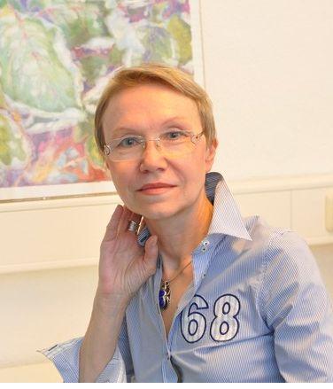 Ilaria Syrin Portrait