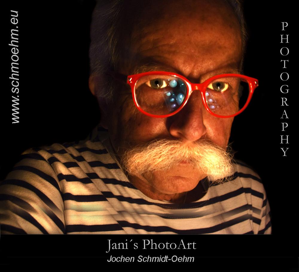 Jochen Schmidt Portrait