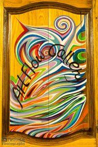Art Flow Gallery Sign