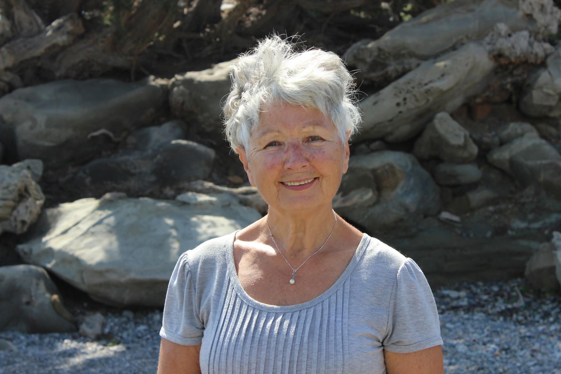 Michelle Kergoat - Portrait