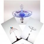 Piet Liquid Sculptures