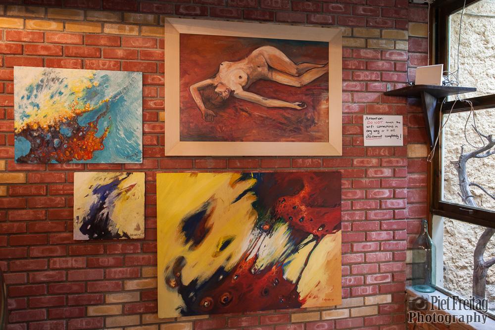 Art Point Jetee Bar: Zoran Kocev