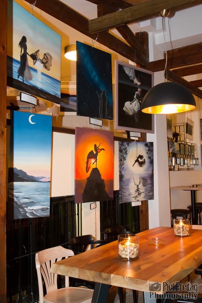 Art Point Monikas Winegarden: Efi Fiotaki