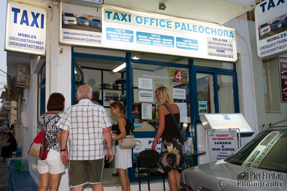 Art Point 4: Taxi Paleochora